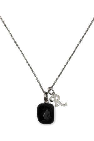 RAF SIMONS Men Necklaces - Stone-pendant necklace