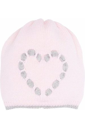 Siola Embroidered knitted cap