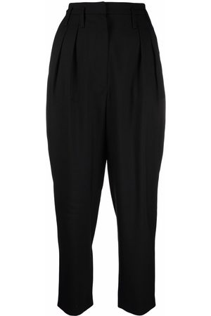 IRO Cropped tapered trousers
