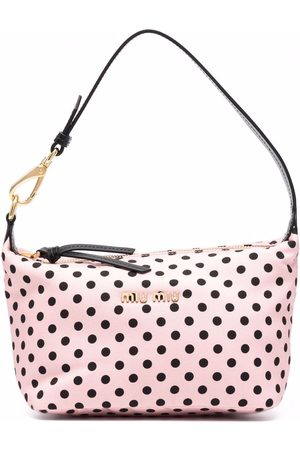 Miu Miu Polka-dot print mini bag