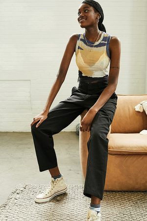 Dickies Elizaville Workwear Trousers - 24 at Urban Outfitters