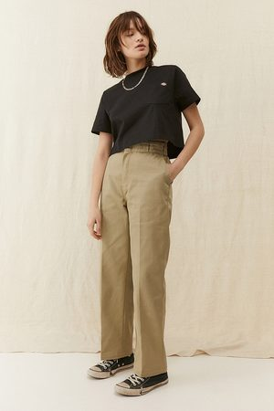 Dickies Elizaville Workwear Trousers - Green 28 at Urban Outfitters