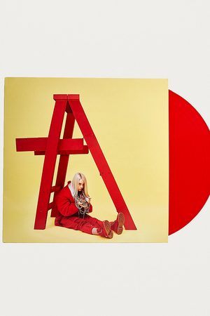 Urban Outfitters Billie Eilish - dont smile at me LP - ALL at