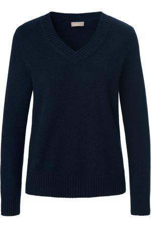 include V-neck jumper in 100% cashmere size: 10