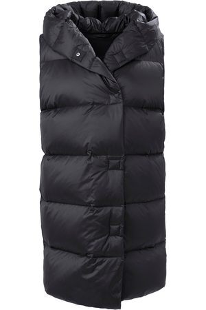 Basler Quilted down waistcoat hood size: 10