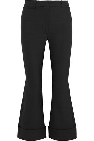Joseph Woman Tile Wool-blend Kick-flare Pants Size 34