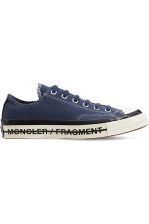 MONCLER GENIUS Fragment Fraylor Iii Cotton Sneakers