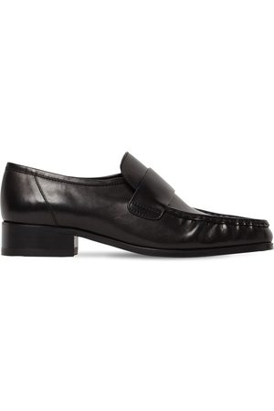 DSQUARED2 30mm Wanna-d Leather Loafers