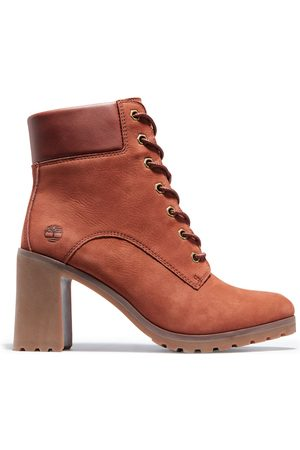 Timberland Allington heeled 6 inch boot for women in , size 3.5