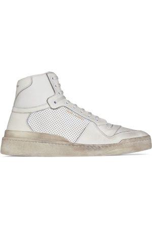 Saint Laurent Leather SL24 Sneakers