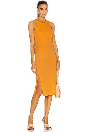 JOHN ELLIOTT Layla Racerback Dress in Pop
