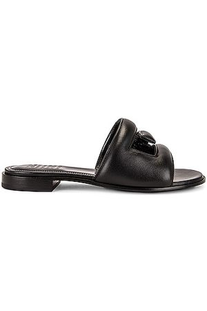 Givenchy G Flat Sandals in