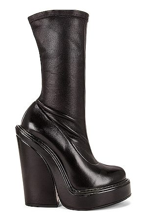 Givenchy Women Heeled Boots - Platform Boots in