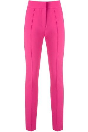 Olympiah Women Trousers - Wave panels trousers