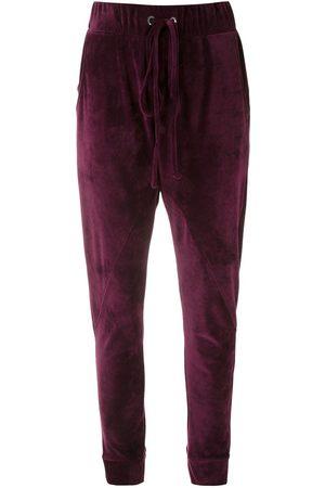 Olympiah Royal velvet trousers