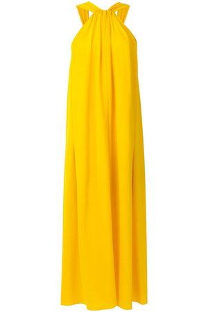 Olympiah Duran evening dress