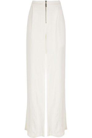 Olympiah Women Wide Leg Trousers - Zuzu wide-leg trousers