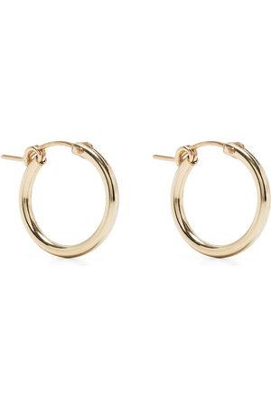 Petite Grand Women Earrings - Calla mid hoops