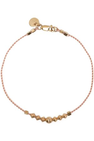 Petite Grand Iris cord bracelet