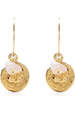 Petite Grand Women Earrings - My Rose drop earrings
