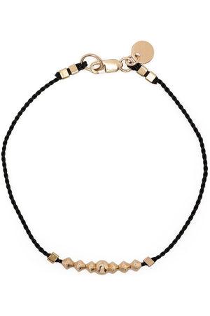 Petite Grand Iris beaded bracelet