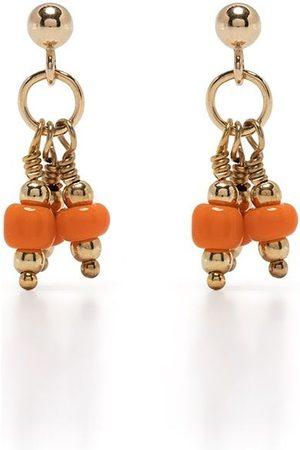 Petite Grand Women Earrings - Primrose bead earrings