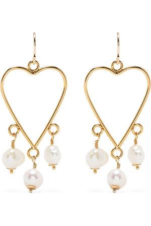 Petite Grand Women Necklaces - Laurent heart earrings