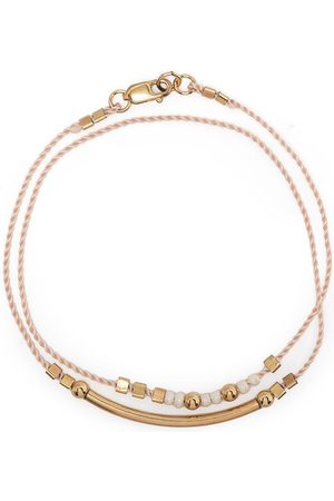 Petite Grand Lavender wraparound bracelet