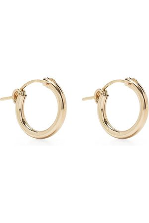 Petite Grand Women Earrings - Calla small hoop earrings