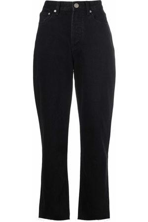 12 STOREEZ Straight-leg jeans