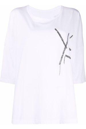 Y's Logo-print T-shirt