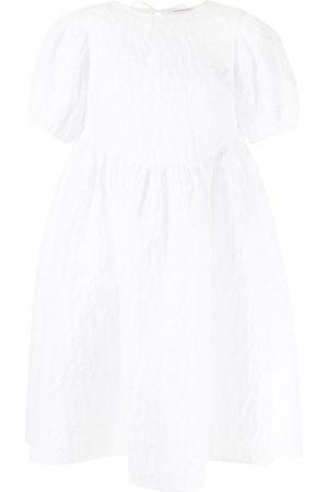 Cecilie Bahnsen Margueritte puff-sleeve dress