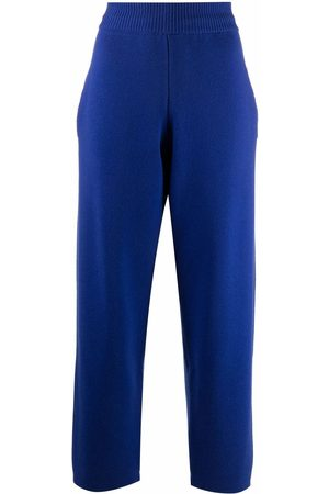Barrie Women Trousers - High-rise track trousers