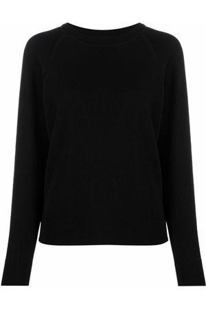 Barrie Rib-trimmed cashmere jumper
