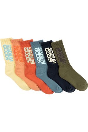 Stadium Goods Biome 6-pack socks