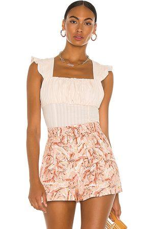 Minkpink Women Tops - Kelsy Textured Top in . Size M, S, XS.