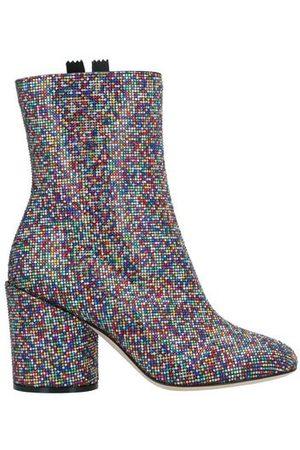 MARCO DE VINCENZO Women Ankle Boots - FOOTWEAR - Ankle boots