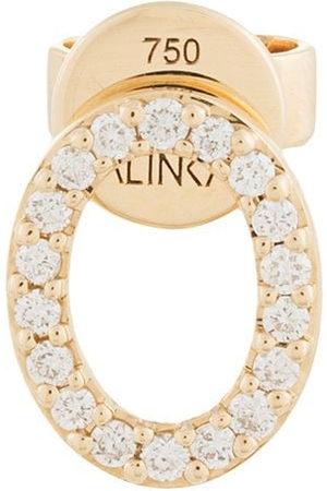 ALINKA Women Earrings - 18kt yellow CLOUD diamond stud