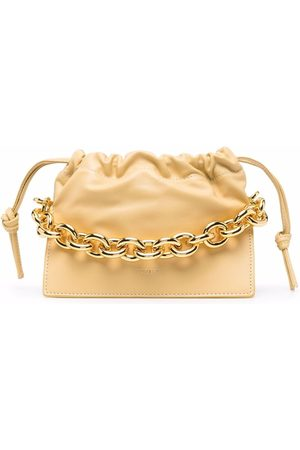 Yuzefi Knot-detail crossbody bag
