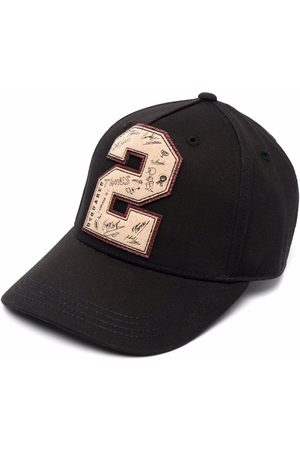 Dsquared2 Boys Hats - Number patch baseball cap