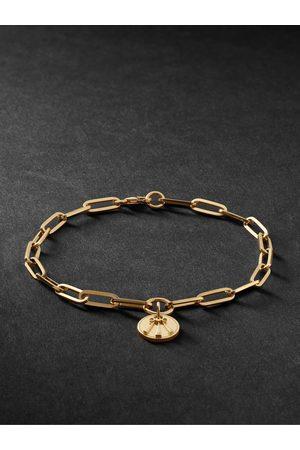 Foundrae Men Bracelets - Mind, Body, Soul 18-Karat Bracelet