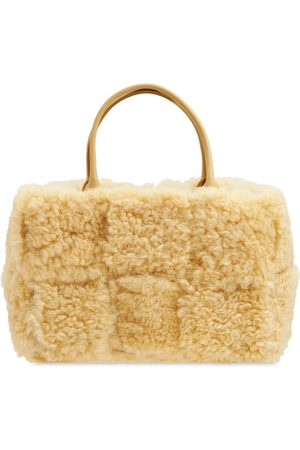 Bottega Veneta Women Handbags - Intreccio Auckland Tote Bag
