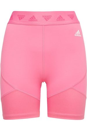 adidas Women Trousers - Mesh Compression Shorts