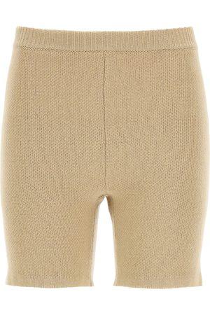 MAGDA BUTRYM WOOL CYCLIST PANTS 38 Wool