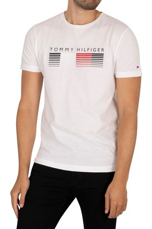 Tommy Hilfiger Men Short Sleeve - Fade Graphic Corp T-Shirt