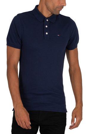 Tommy Jeans Original Fine Slim Polo Shirt