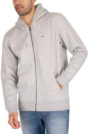 Tommy Hilfiger Regular Fleece Zip Hoodie