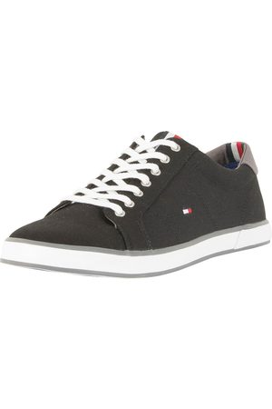 Tommy Hilfiger Flag Canvas Trainers