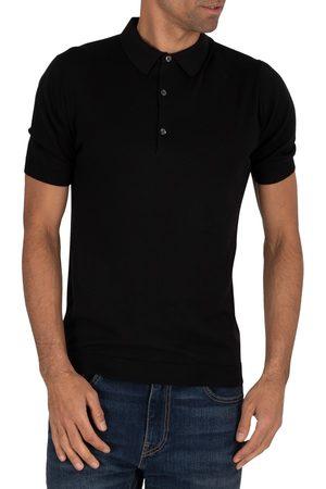 JOHN SMEDLEY Adrian Plain Polo Shirt