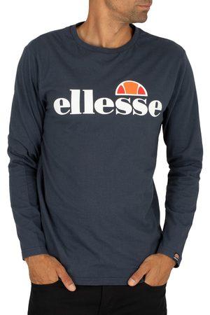 Ellesse Men Long Sleeve - SL Grazie Longsleeved T-Shirt